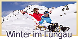 Banner Winter im Lungau